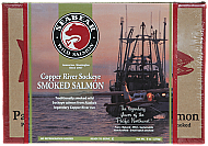 SeaBears Copper River Sockey Smoked Salmon 6 oz
