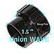 "1.5"" Pump Union"