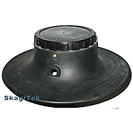 """Weighted 9"""" diffuser assembly"""