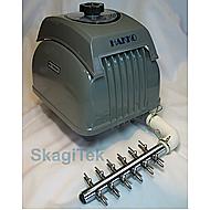 Air Pump 60 Ltr Low Pressure Hakko, 60 liters per minute, 68 watts