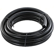 1 In. x 100' Pond Flex PVC - Black